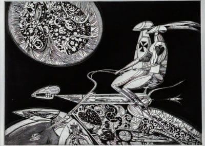 Fantasy - Joseph Mugnaini 1950 (42)