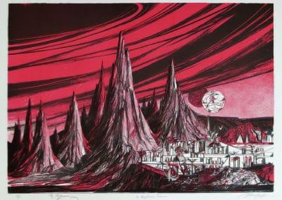 Fantasy - Joseph Mugnaini 1950 (43)