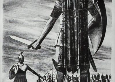 Fantasy - Joseph Mugnaini 1950 (47)