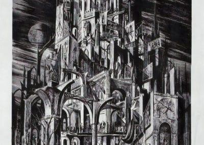 Fantasy - Joseph Mugnaini 1950 (7)