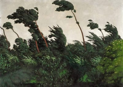Le vent - Felix Vallotton (1919)