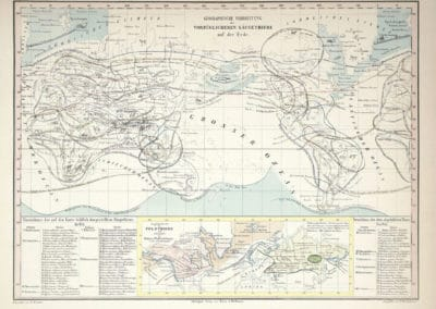 L'invention de la nature - Alexander von Humboldt 1830 (17)