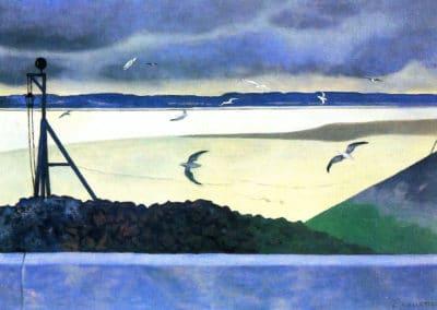 Mouettes - Félix Vallotton (1931)