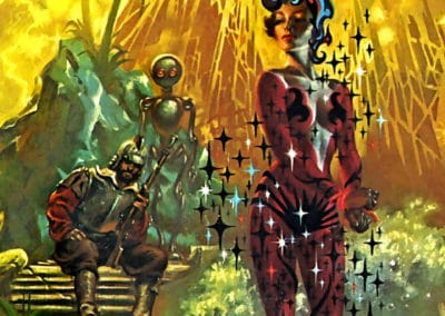 Science-fiction - Frank Kelly Freas 1970 (11)