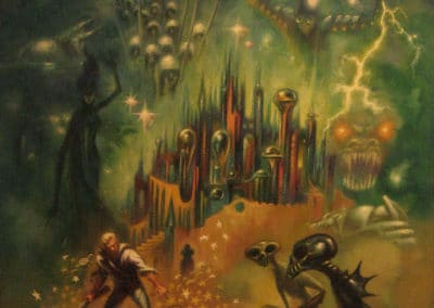 Science-fiction - Frank Kelly Freas 1970 (21)