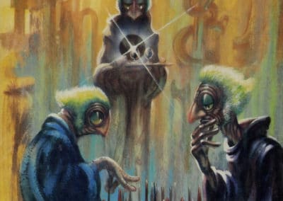 Science-fiction - Frank Kelly Freas 1970 (32)