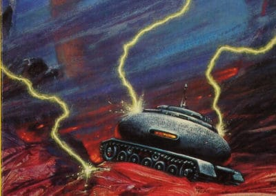 Science-fiction - Frank Kelly Freas 1970 (9)