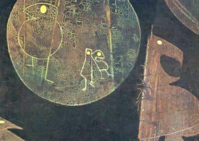 Some animals are illiterate - Max Ernst (1929)