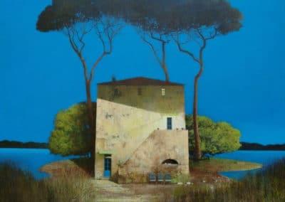 The swamp house - Alessandro Tofanelli (2018)