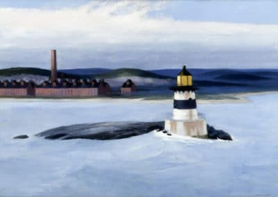 5 am - Edward Hopper (1931)
