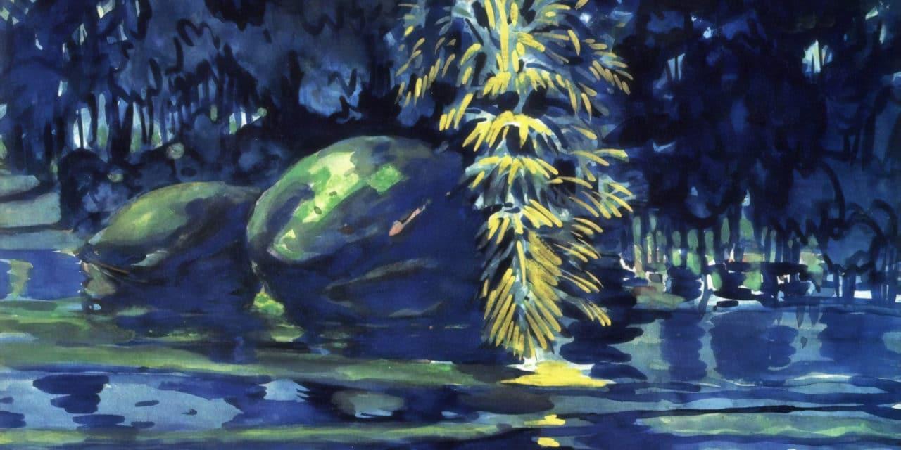 Symphonie d'une nuit tourmentée – Fernando Pessoa