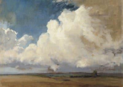 Cumulus - Fyodor Vasilyev (1890)