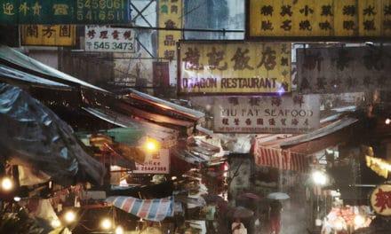 Hong Kong sous la pluie – Christophe Jacrot