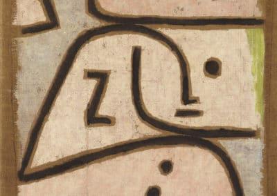 In memoriam - Paul Klee (1938)