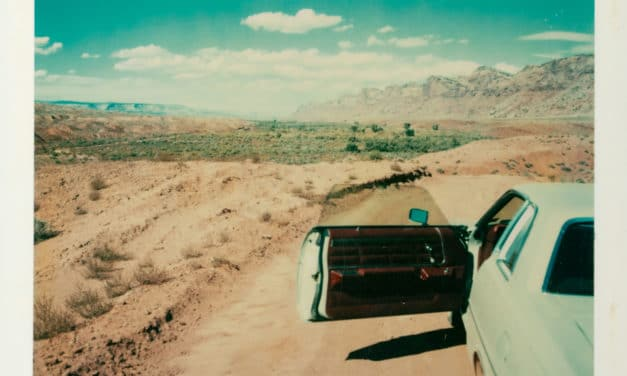 Instant stories – Wim Wenders