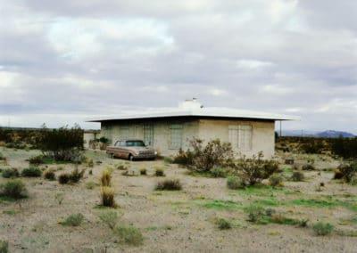 Isolated houses - John Divola 1995 (3)