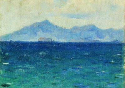 Kurile islands - Vasily Vereshchagin (1929)