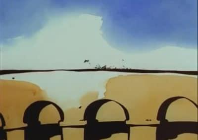 Le moine et le poisson - Michaël Dudok de Wit 1994 (29)