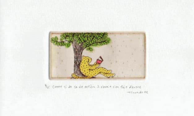 Le monde poétique – Naoko Tsurudome