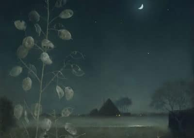 Night - Marius van Dokkum (1981)