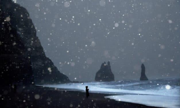 Snjór – Christophe Jacrot