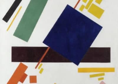 Suprematist composition - Kazimir Malevich (1916)