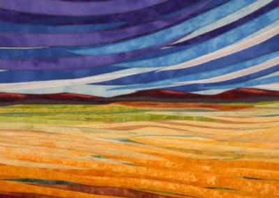 Sweeping sky - Lisa and Lori Lubbesmeyer (2008)