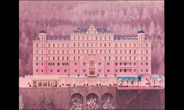 The Grand Budapest Hotel – Wes Anderson