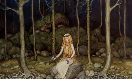 Trolls et forêts du Nord – John Bauer