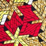 L'art populaire des tissus Wax
