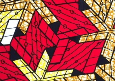 L'art populaire des tissus Wax (9)