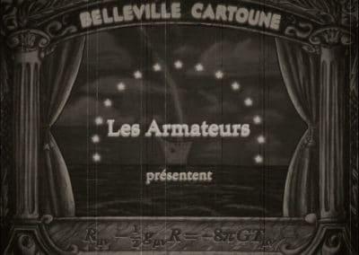 Les triplettes de Belleville - Sylvain Chomet 2003 (1)