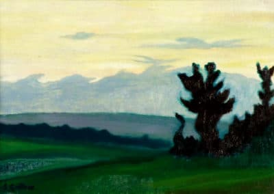 Paysage - Charles Guilloux (1899)