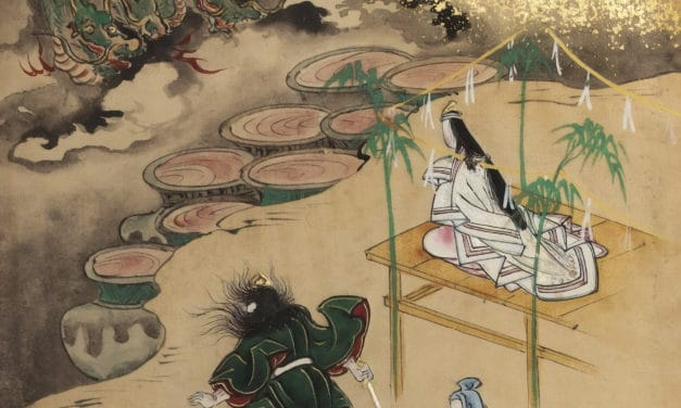 Chronique de la grandeur et de la décadences des Minamoto
