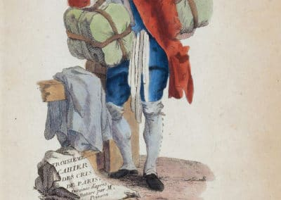 Les cris de Paris - Michel Poisson 1774 (12)