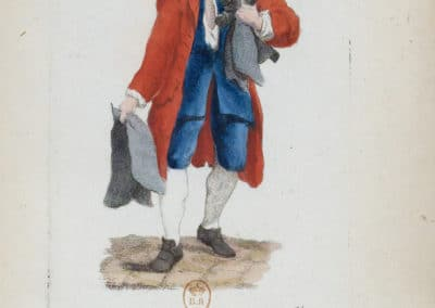 Les cris de Paris - Michel Poisson 1774 (16)