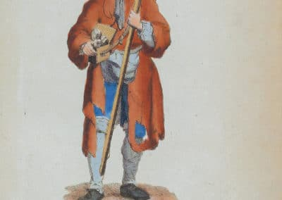 Les cris de Paris - Michel Poisson 1774 (26)