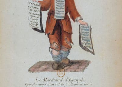 Les cris de Paris - Michel Poisson 1774 (30)