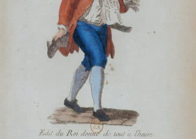 Les cris de Paris - Michel Poisson 1774 (36)