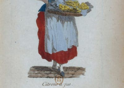 Les cris de Paris - Michel Poisson 1774 (41)