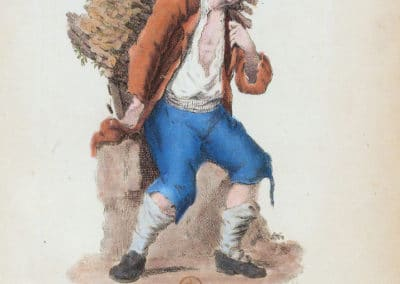 Les cris de Paris - Michel Poisson 1774 (5)