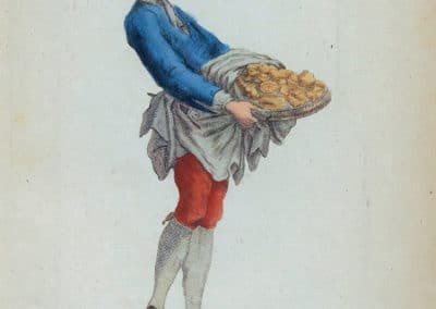 Les cris de Paris - Michel Poisson 1774 (9)