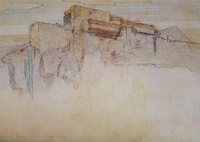 Rose Pauson House - Frank Lloyd Wright 1939 (1)