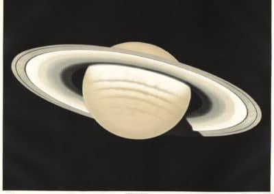 The Trouvelot astronomical drawings - Étienne Trouvelot 1881 (2)