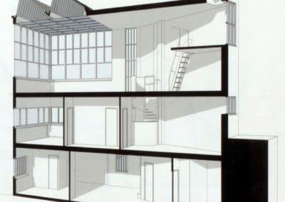 Atelier Ozenfant - Le Corbusier 1922 (1)