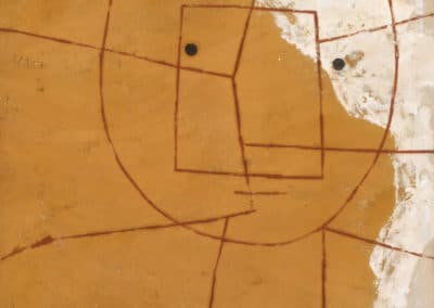 One who understands - Paul Klee (1935)