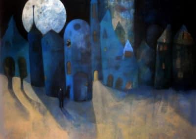 Sleepless night - Nadja Jovanovic (2000)