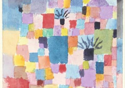 Southern gardens - Paul Klee (1930)