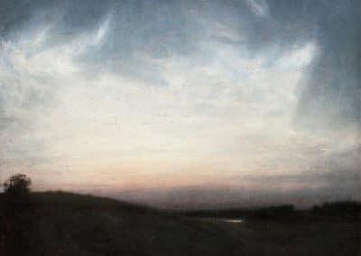 Night - Julius Paulsen (1921)