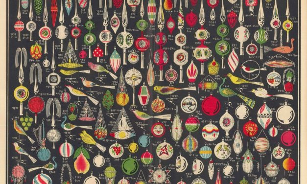 Catalogue de décorations de noël – Erwin Geyer